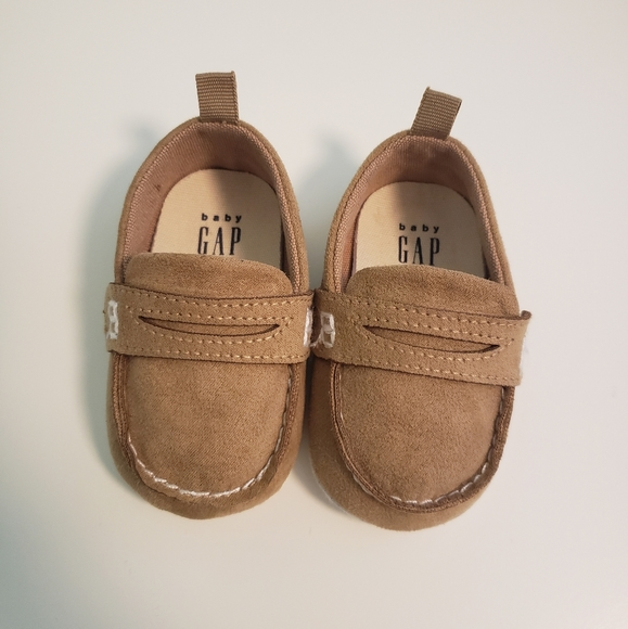 Baby Gap Khaki Loafers